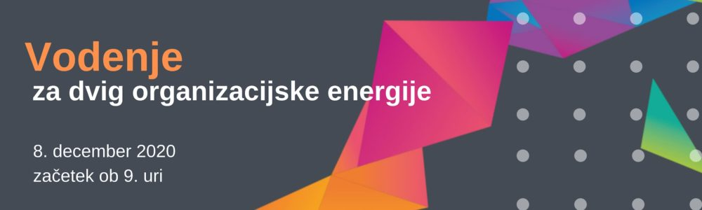 Banner Vodenje za dvig organizacijske energije 2020-3